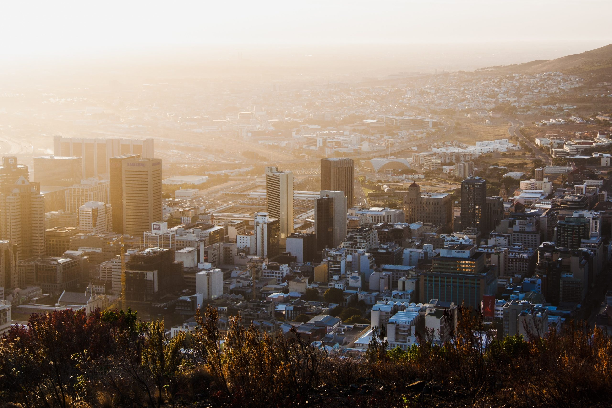Eskom's financial woes are pressuring energy-intensive industries to tap into new sources (Credit: Tim Johnson / Unsplash)