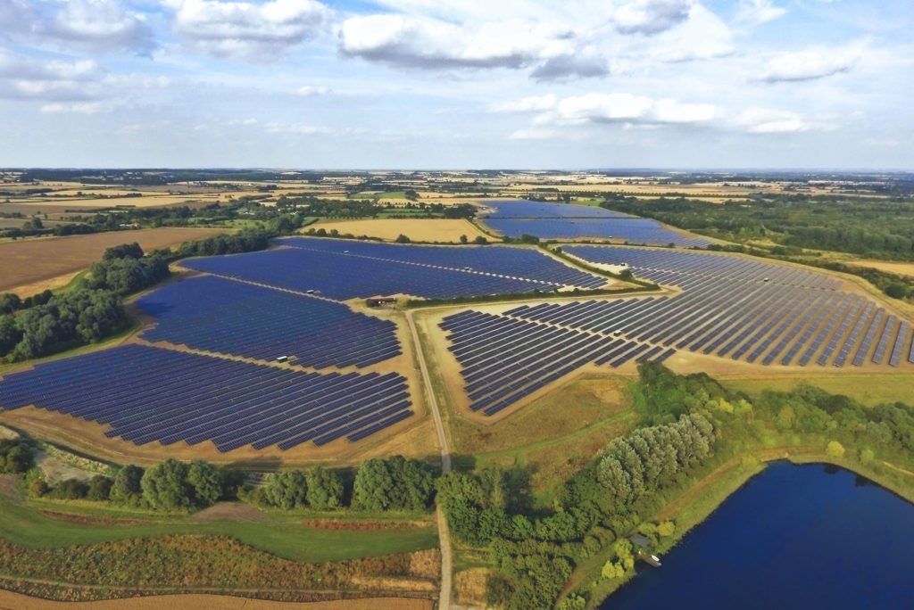 A Solar Provider Group plant in the Netherlands. Source: Solar Provider GRoup