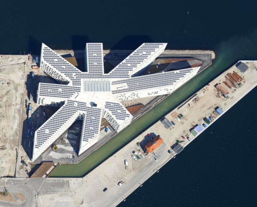 The scheme will test modules trialed by Dansk Solenergi, the developer of a PV rooftop atop UN offices in Copenhagen (Credit: Dansk Solenergi)