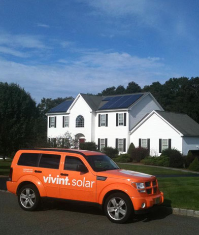 Vivint Solar CEO Greg Butterfield said its employees in Nevada would be relocated if the approval was made. Image credit: Vivint Solar.