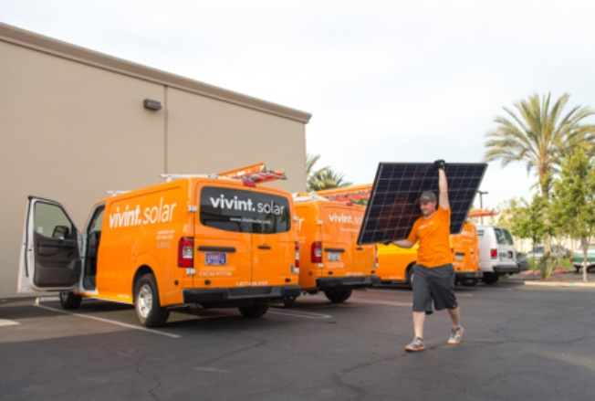 Vivint Solar said it had installed approximately 59MW in the third quarter of 2016, down from 61MW in the previous quarter.