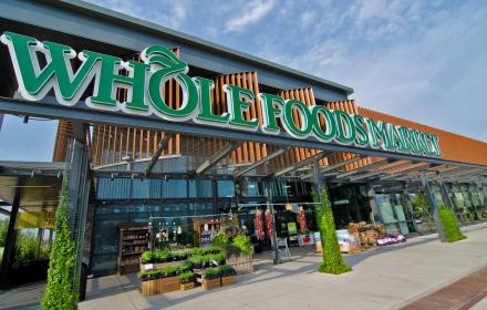 Whole Foods has already piloted solar projects with SunEdison. Credit: SolarCity