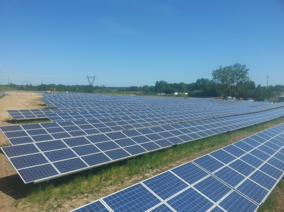 Modus' moves in Poland come as the country plans for an auction-driven boom of utility-scale solar (Credit: Winaico)