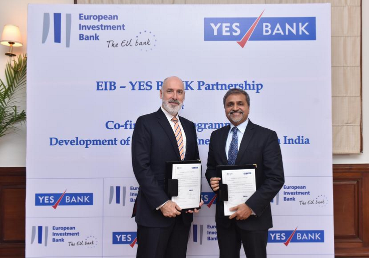 Eligible solar projects have already been identified in the states of Rajasthan, Telangana, Maharashtra and Karnataka. Credit: EIB