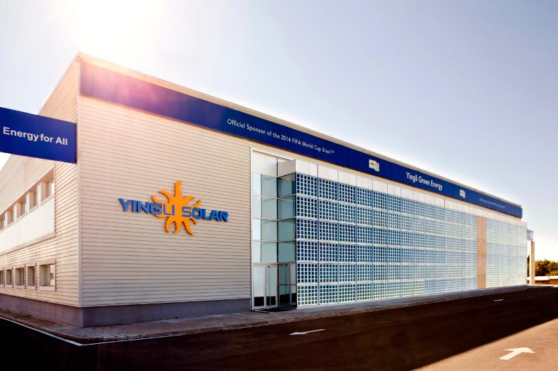 Yingli is seeking to avoid stock market delisting through a reverse stock split. Image: Yingli Solar.